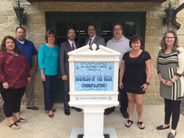 BUSINESS OF THE WEEK : DIVINE REDEEMER LUTHERAN CHURCH AND SCHOOL