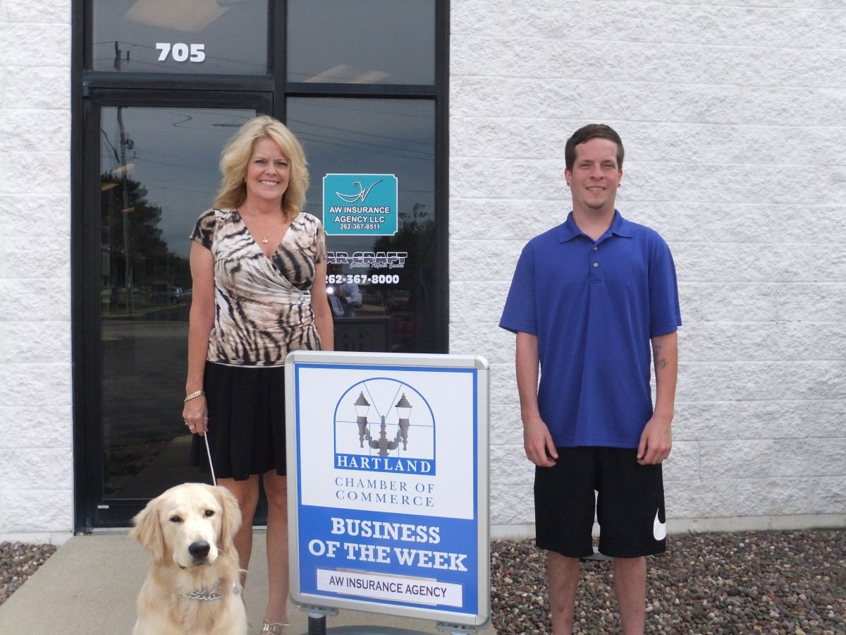 BUSINESS OF THE WEEK : AW INSURANCE AGENCY