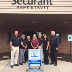 BUSINESS OF THE WEEK : SECURANT BANK & TRUST