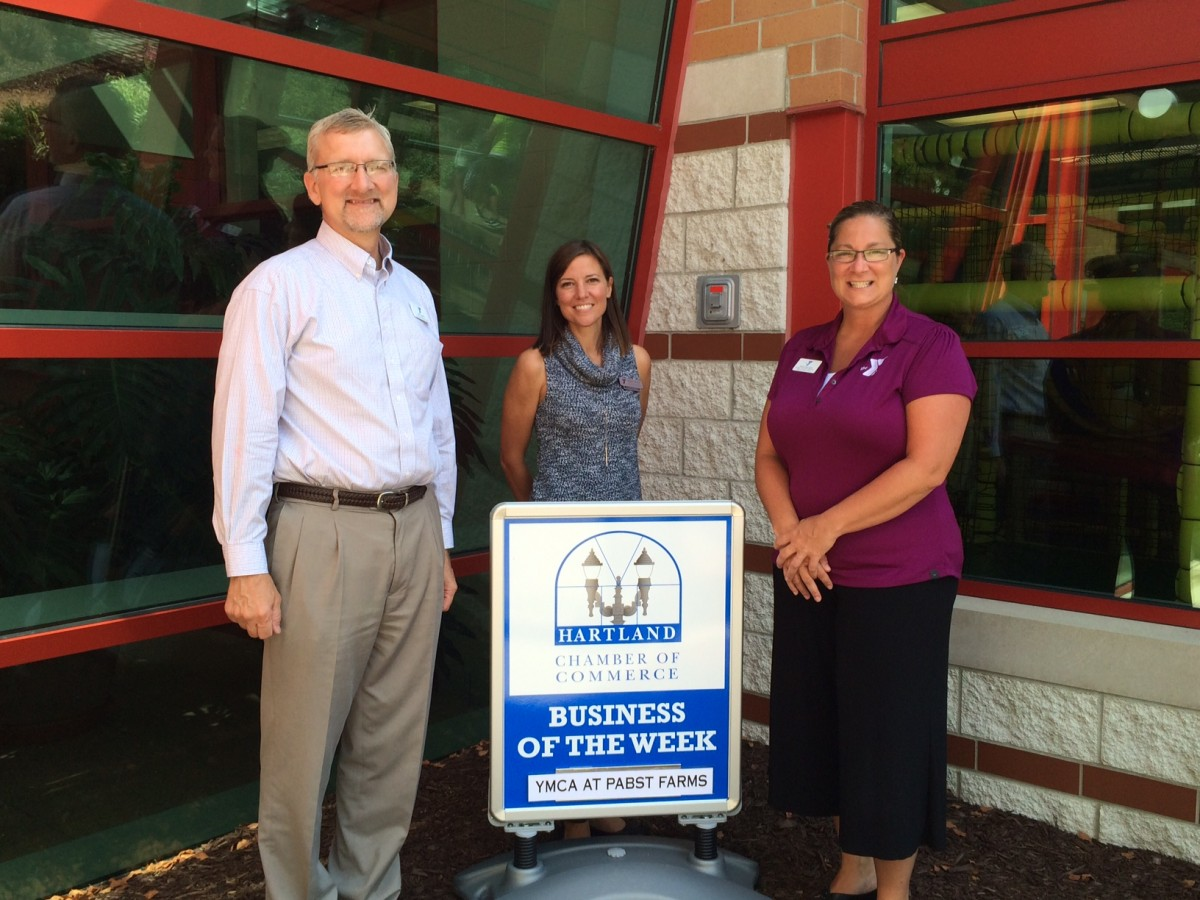 YMCA at Pabst Farms Hartland Chamber Business of the Week