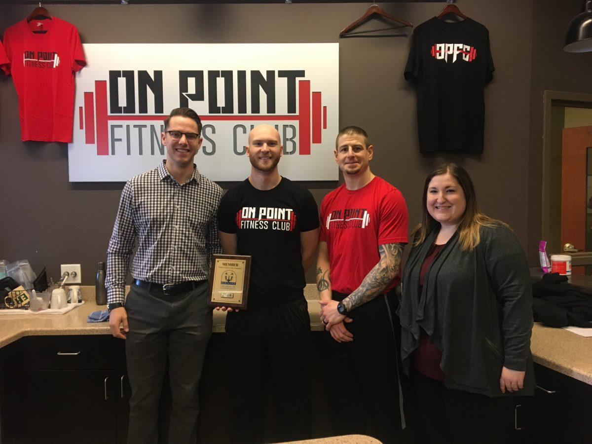 MEET NEW HARTLAND CHAMBER MEMBER – ON POINT FITNESS CLUB