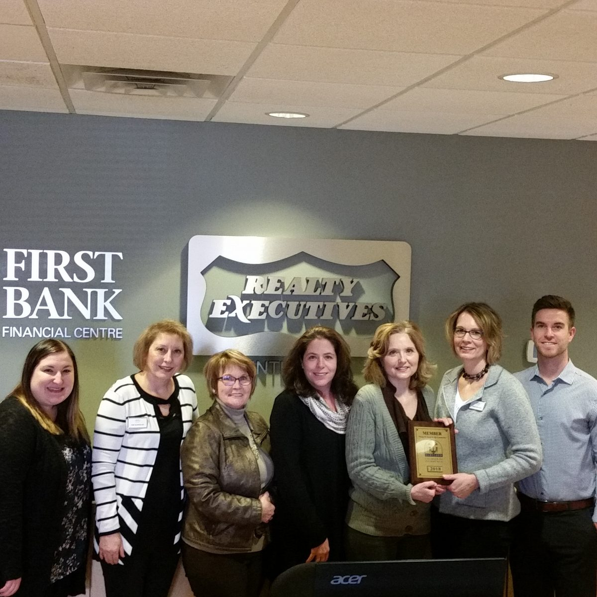 WELCOME NEW HARTLAND CHAMBER MEMBER – YOUR TEAM REAL ESTATE – REALTY EXECUTIVES INTEGRITY