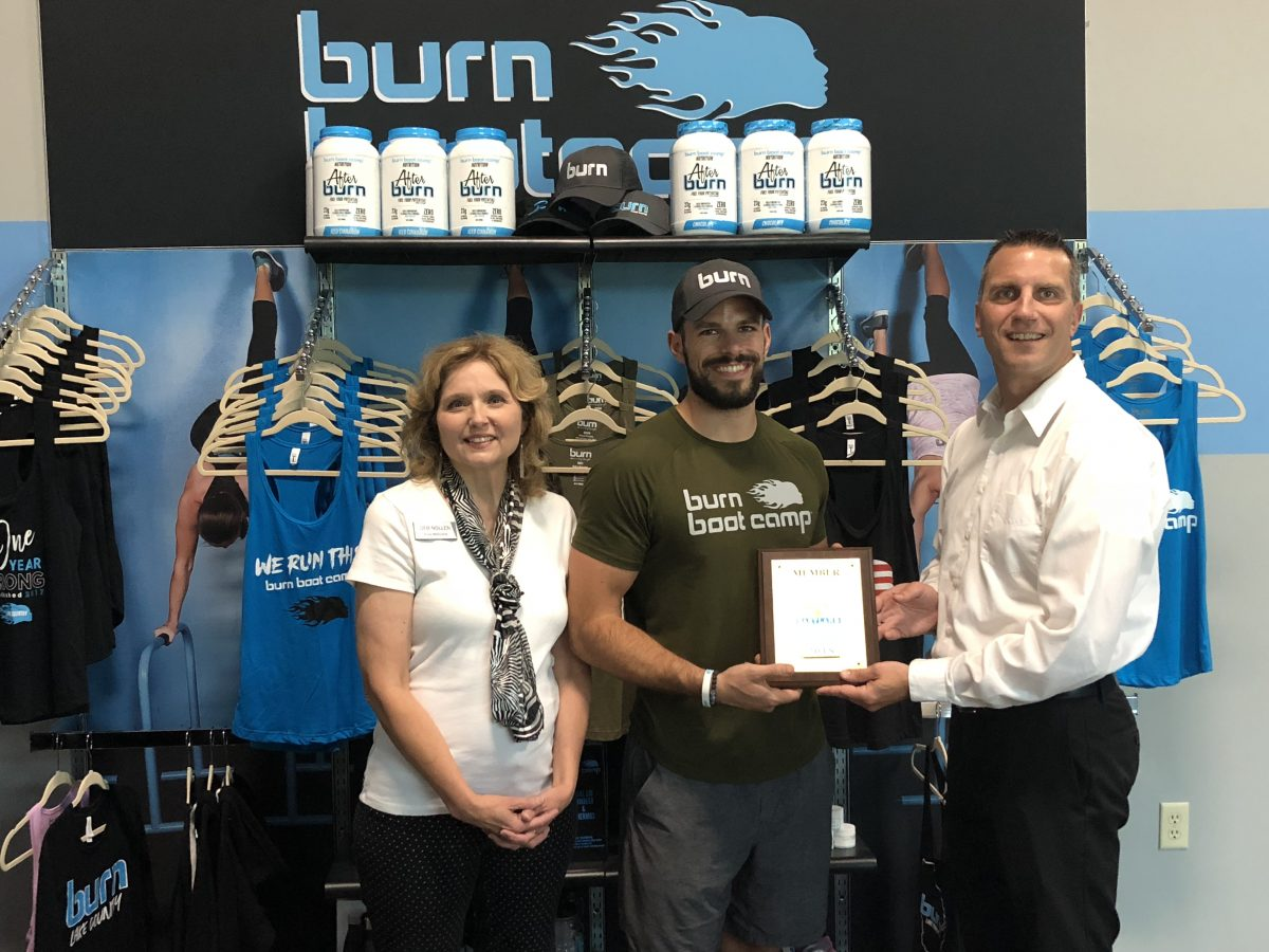 WELCOME NEW HARTLAND CHAMBER MEMBER – BURN BOOT CAMP – LAKE COUNTRY!