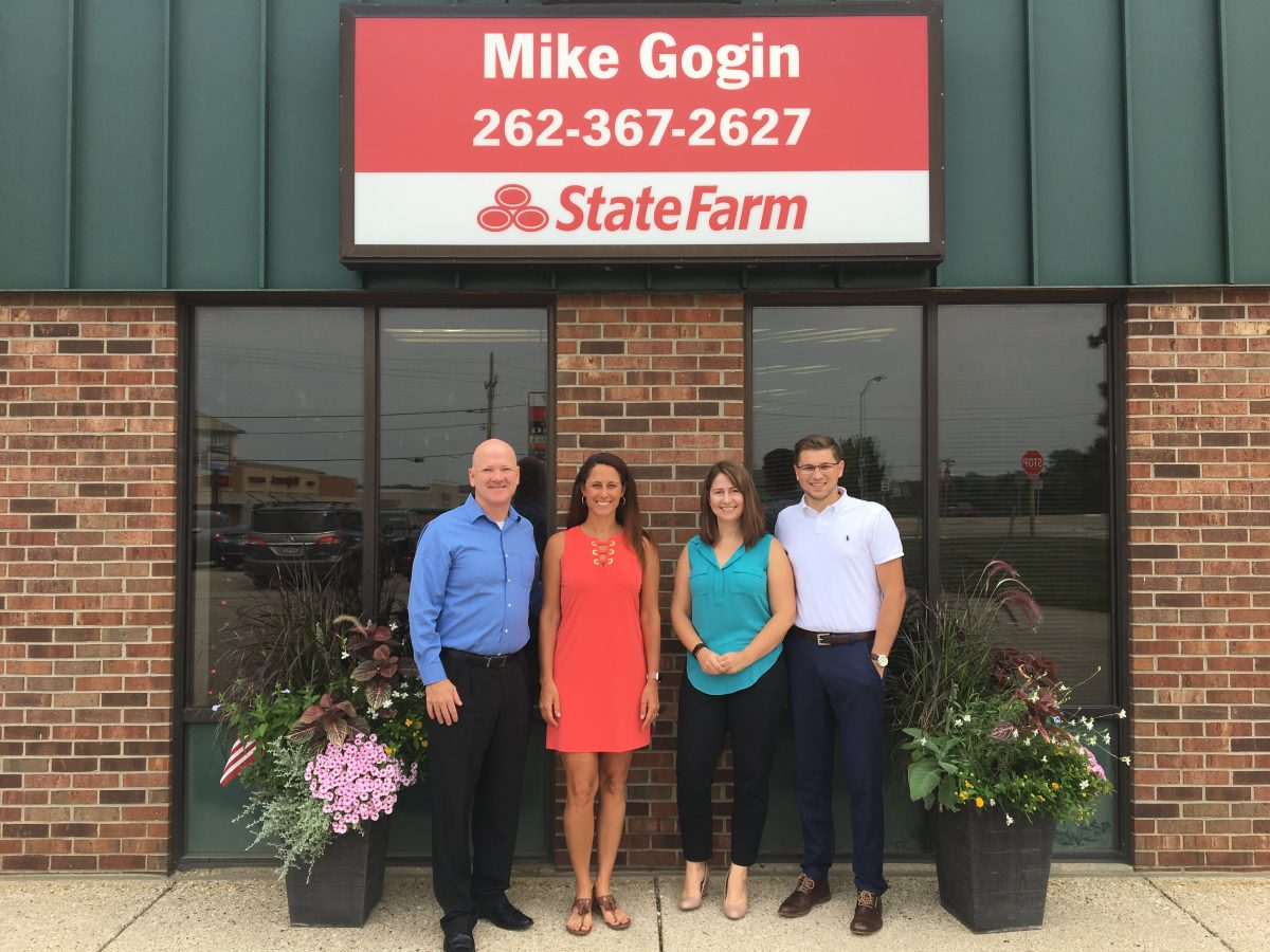 CONGRATULATION TO THE HARTLAND CHAMBER BUSINESS OF THE WEEK – MIKE GOGIN STATE FARM INSURANCE!