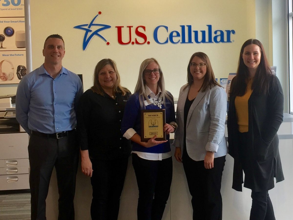 WELCOME NEW HARTLAND CHAMBER MEMBER – US CELLULAR!