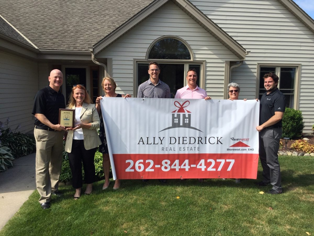 WELCOME NEW CHAMBER MEMBER – ALLY DIEDRICK SHOREWEST REALTOR!