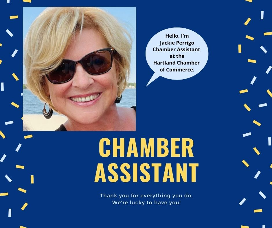 HAVE YOU MET OUR CHAMBER ASSISTANT – JACKIE PERRIGO?